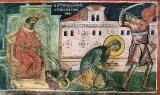 Мучения святых Кирика и Иулитты