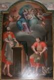 Die Heiligen Crispinus und Crispinianus