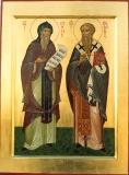 Святые равноапостольные первоучители и просветители славянские Кирилл и Мефодий