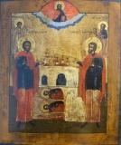 Святые Косьма и Димиан