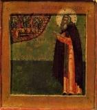 Святой преподобный Макарий, игумен Калязинский