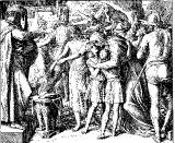 Мученическая смерть семи братьев и их матери. 2 Маккавейская 7:20-23