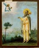 Лаврентий Калужский :: Святой праведный Лаврентий, Христа ради юродивый, Калужский чудотворец