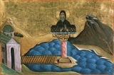 Преподобный Лука Столпник, Халкидонский