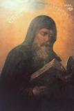 Лаврентий Печерский, затворник :: Преподобный Лаврентий Печерский, затворник