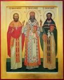 Леонид (Антощенко) Марийский :: Священномученик Леонид (Антощенко), епископ Марийский