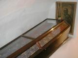 Мартирий диакон Печерский :: Преподобный Мартирий, диакон Печерский, в Дальних пещерах