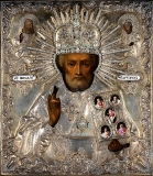 Икона Николая Чудотворца,