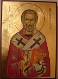 свети Никола Мирликиски Чудотворец