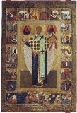 Святой Никола в житии