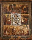 икона святителя Николая Великорецкая, чудотворная