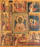 Святитель Никола Великорецкий с житием
