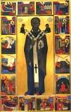 Икона святителя Николая в житии