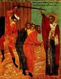 Святитель Николай (сцены из жития)