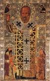 Икона из крипты Базилики св. Николая в г. Бари