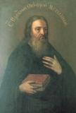 Н-О :: Святой преподобный Онуфрий Молчаливый, Печерский