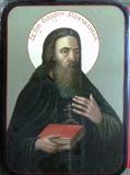 Онуфрий Молчаливый :: Святой преподобный Онуфрий Молчаливый, Печерский