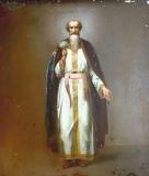 Николай Кочанов :: Блаженный Николай Кочанов, Христа ради юродивый Новгородский
