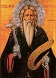 Святой Неофит Затворник Кипрский