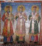 Святители Никодим, Арсений и Максим архиеп. Сербские