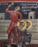 Никандр Мирский, и Ермей :: Святые священномученики Никандр, епископ Мирский, и Ермей пресвитер