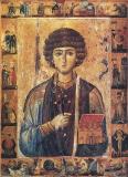 Великомученик и целитель Пантелеймон с житием