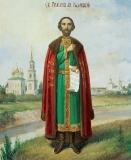 Святой благоверный князь Роман Рязанский.