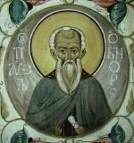Павел Комельский (Обнорский) :: Преподобный Павел Обнорский
