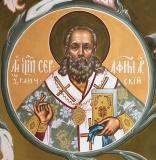 Серафим (Самойлович) :: Священномученик Серафим (Самойлович), архиепископ Угличский