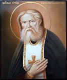 Икона Преподобного Серафима Саровского