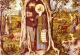 Преподобный  схиигумен Тихон Медынский