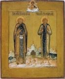Преподобные Симеон  и Иоанн