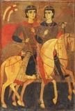Святые мученики Сергий и Вакх