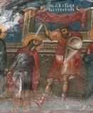 Савва Стратилат  :: Святой мученик Савва Стратилат