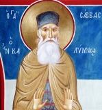 Савва Новый Афонский, Калимносский :: Преподобный Савва Новый Афонский, Калимносский