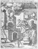 Преподобные Спиридон и Никодим просфорники Печерские
