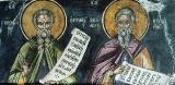 Феофан Никейский :: Преподобные Феодор и Феофан Начертанные