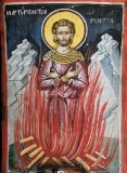 Святой мученик Флорентий Солунский