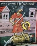 Мученик Анастасий Аквилейский, Салонский