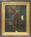 Икона «Святой Благоверный князь Андрей Смоленский (Переяславлский)»