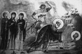 Мученики Александр, Ираклий, Анна, Феодотия, Гликерия Адрианопольские