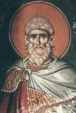 Авксентий Константинопольский :: Мученик Авксентий Константинопольский