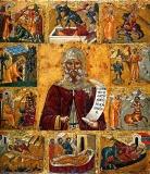 Преподобный Антоний Великий в житиии