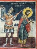Мучение святого Александра