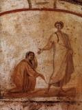 Исцеление кровоточивой жены