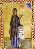 Святая  Анна пророчица