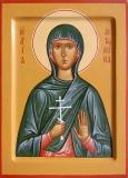 Антонина мученица :: Святая мученица Антонина