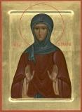 Ангелина Сербская  :: Святая  Ангелина, деспотисса Сербская