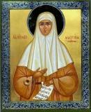 Исповедница монахиня Матрона Дивеевская