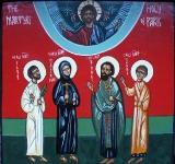 Holy Martyrs of Paris\ Святые мученики Парижа